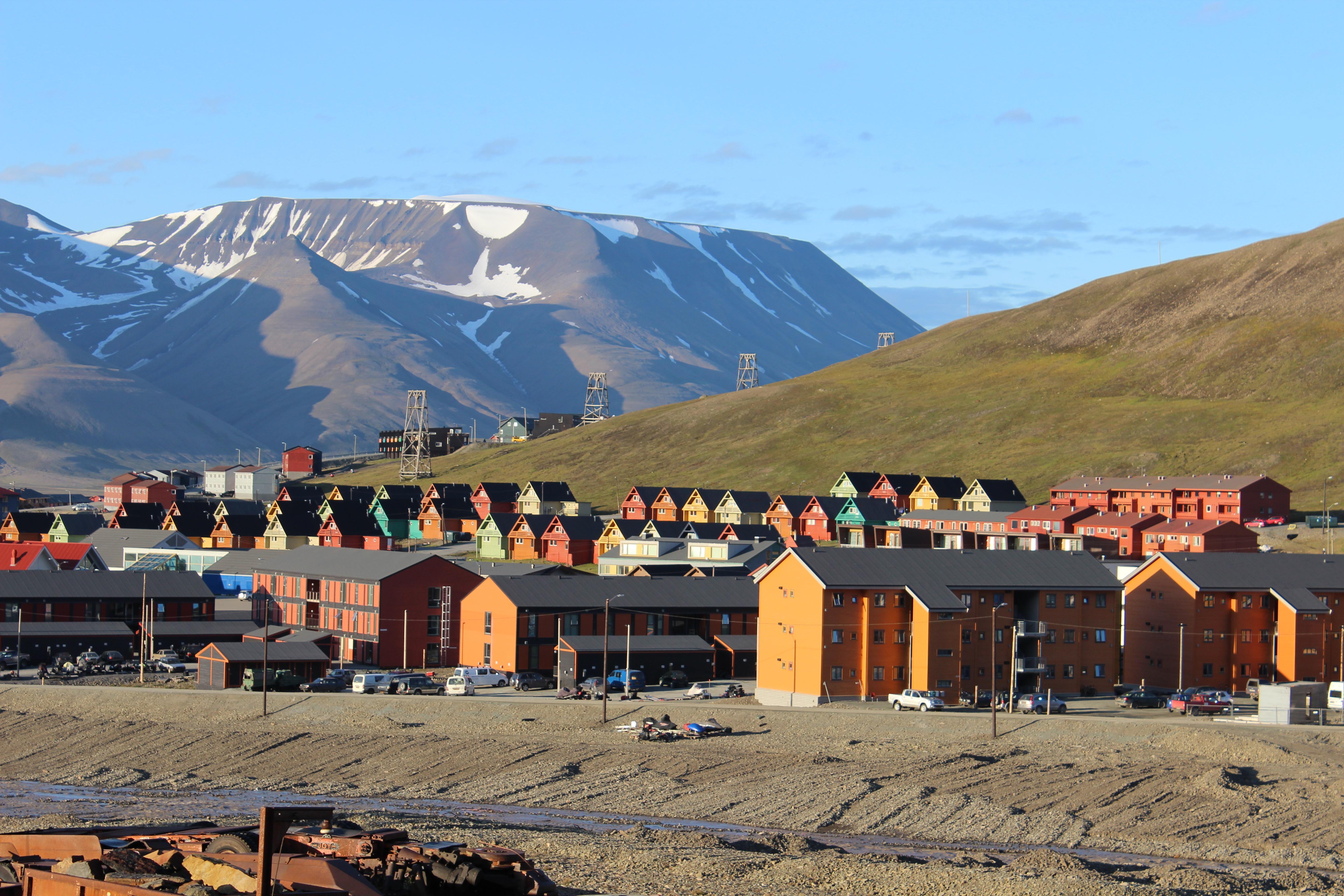 Auf nach Spitzbergen ( Svalbard ), der Insel im Polarmeer! Kurs 0° liegt an! Wir segeln los!