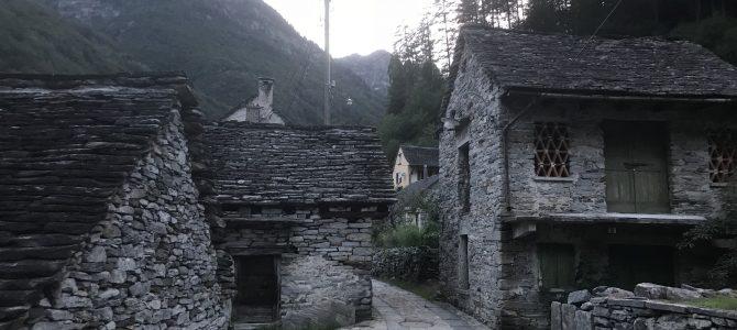 2. Tag Lautertal – Brione/Valle Verzasca 577 km