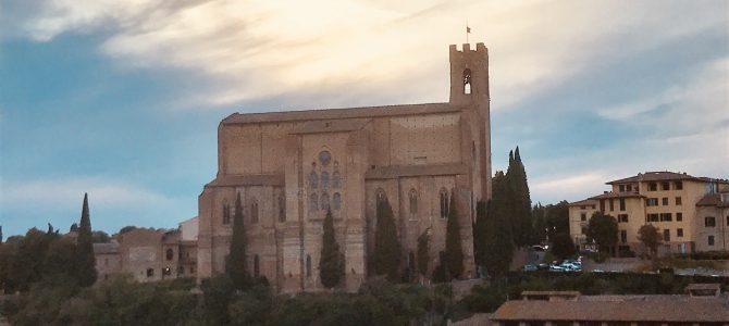 13. Tag von San Gimignano nach Siena 39 km