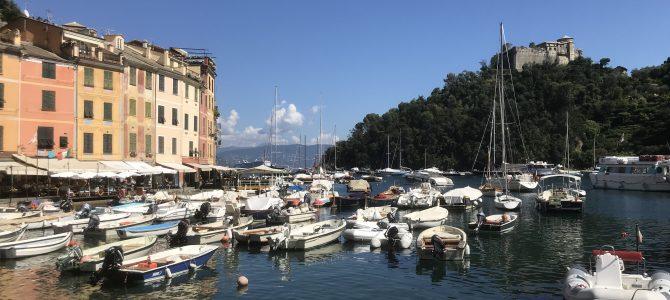 11. Tag Levanto! Mit der Bahn nach Portofino
