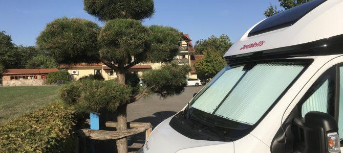 Es geht los! Italien wir kommen mit unserem Wohnmobil!