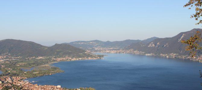 4. Tag Bergamo – Franciacorta (Lago d'Iseo) 57 km