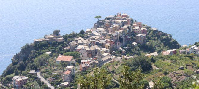 7. Tag Levanto Wandern in der Cinque Terre